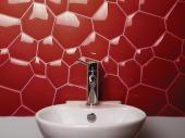 необычная мозаика для ванной