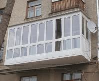 Вынос балкона более чем на 50 см нужно согласовывать с БТИ и другими организациями