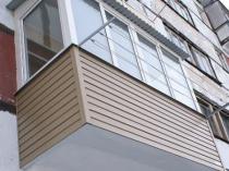 Ремонт плиты и парапета балкона