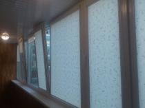 Рольшторы на балконе
