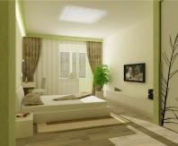 Минимальная переделка для совмещения спальни с балконом